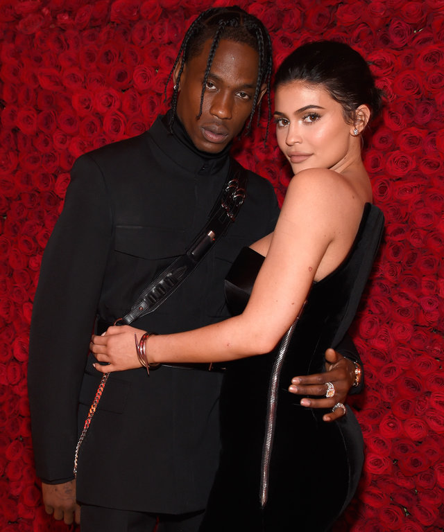 Kylie Jenner and Travis Scott lead