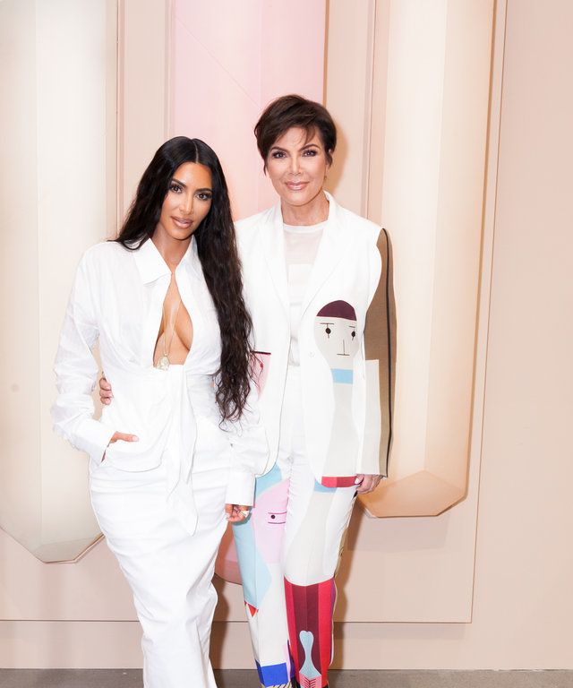 KKW Beauty Pop-Up Shop