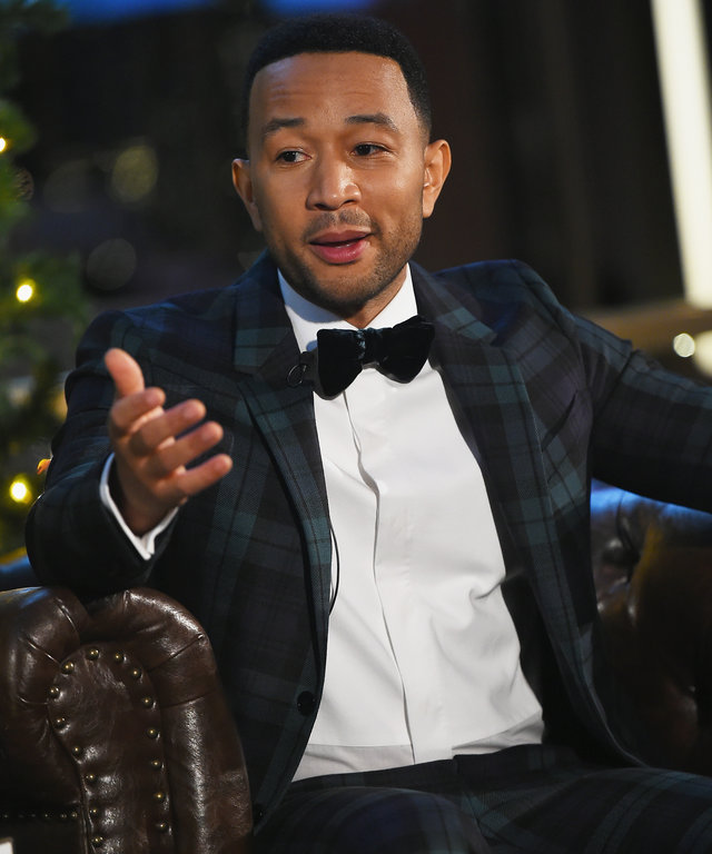 John Legend: A Legendary Christmas Powered By Pandora x Express