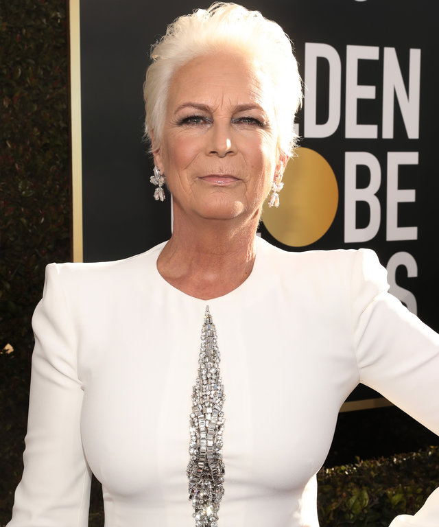 Jamie Lee Curtis lead