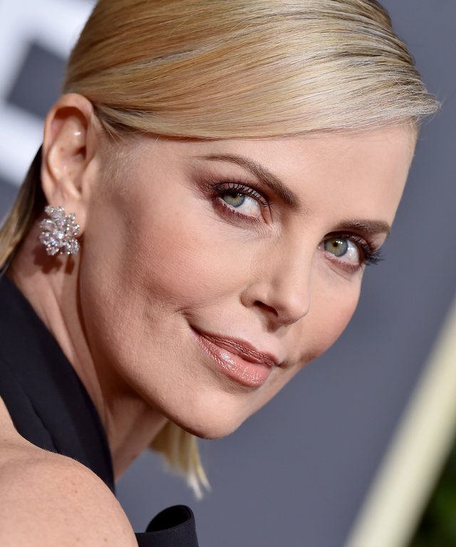 Charlize Theron 76th Annual Golden Globe Awards