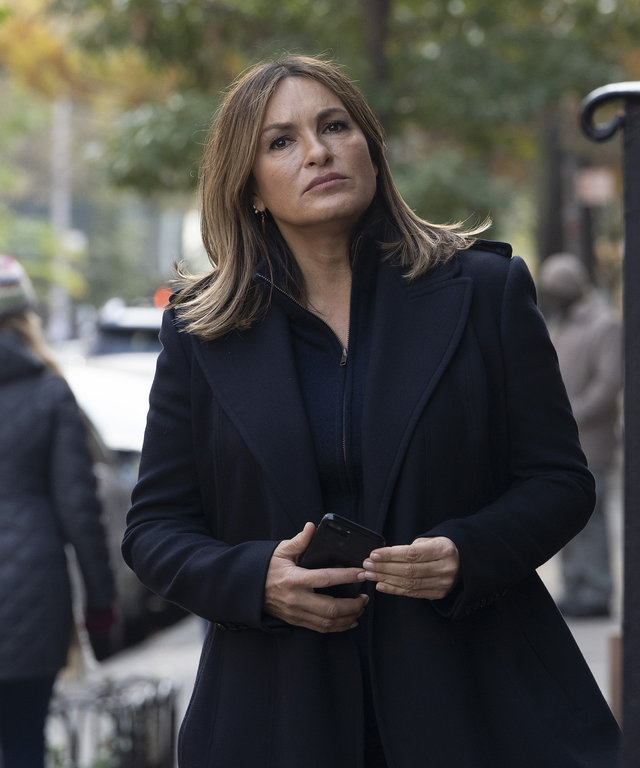 Mariska Hargitay Law & Order: Special Victims Unit - Season 20