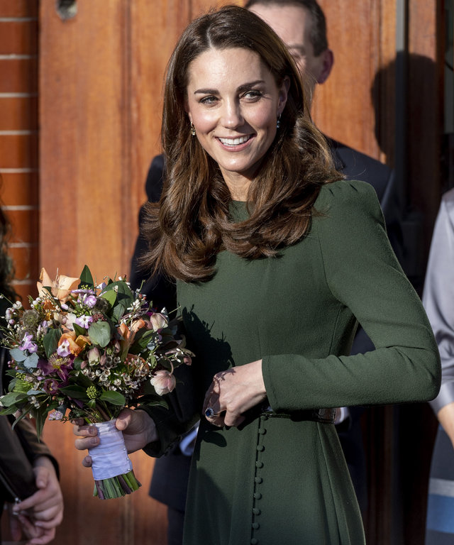 The Duchess Of Cambridge Launches Family Action Family