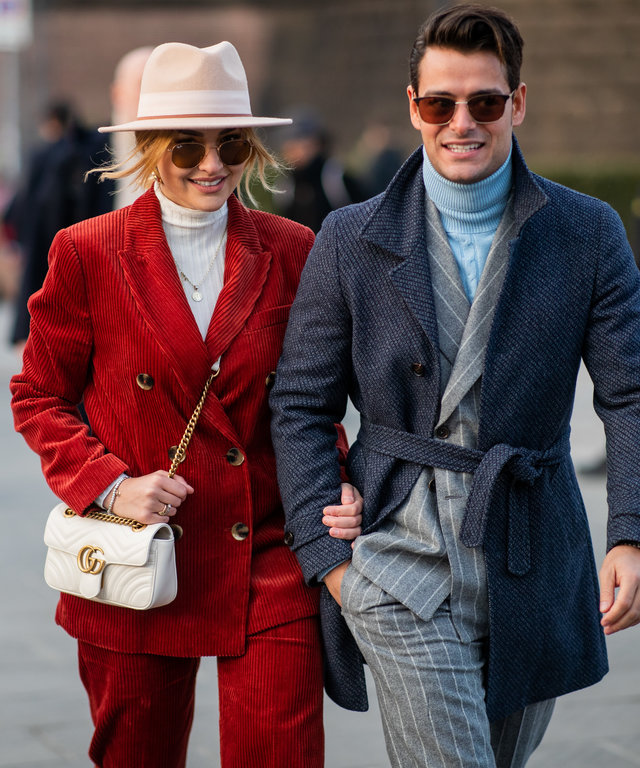 Street Style: January 9 - 95. Pitti Uomo
