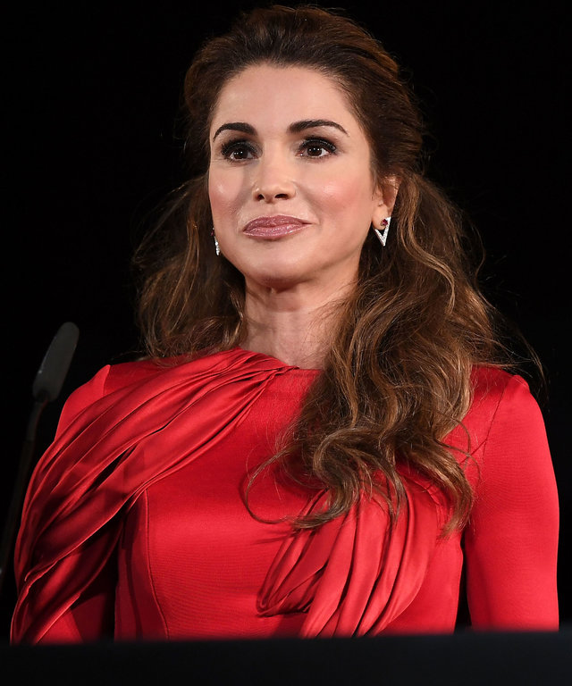 Queen Rania lead
