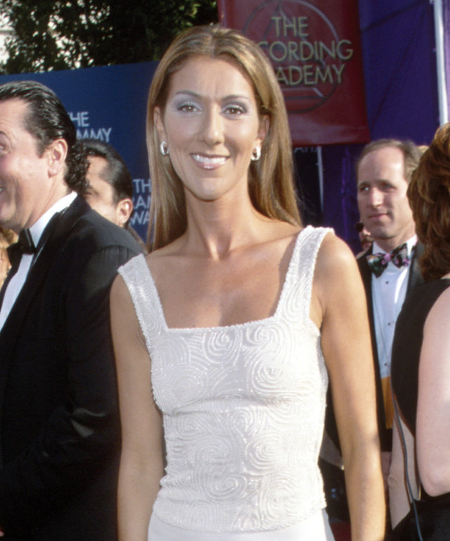 Celine Dion The 41st Annual GRAMMY Awards
