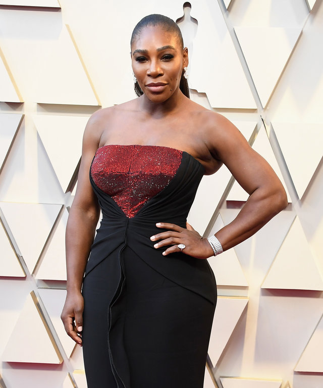 Serena Williams 91st Annual Academy Awards - Arrivals
