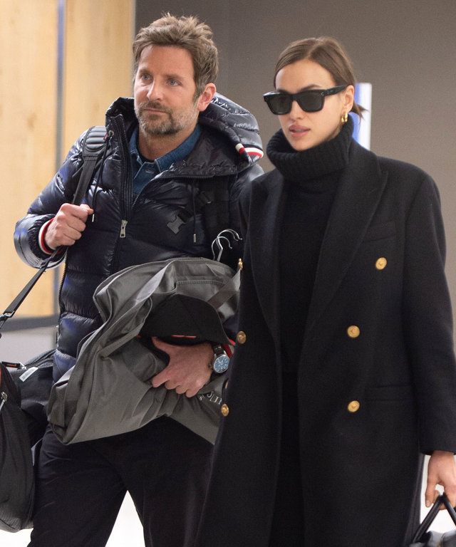 Celebrity Sightings In New York City - February 07, 2019