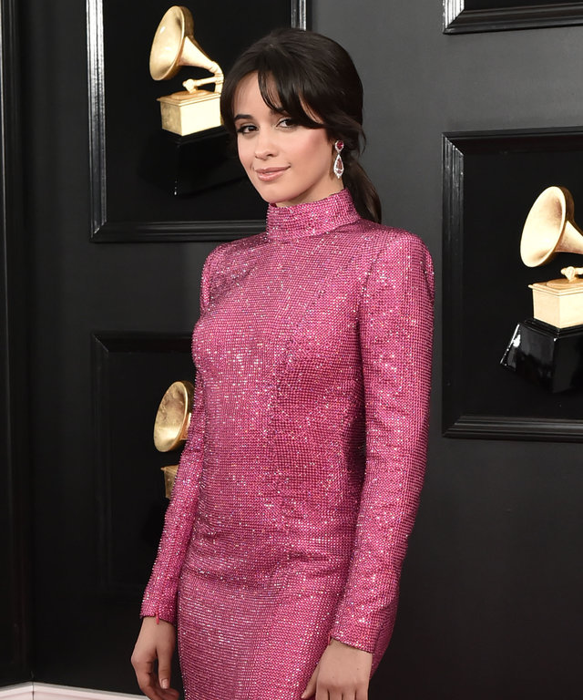 Camila Cabello 61st Annual Grammy Awards - Arrivals