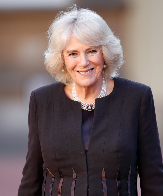 The Duchess Of Cornwall Hosts A Reception For The London Taxi Drivers' Charity For Children