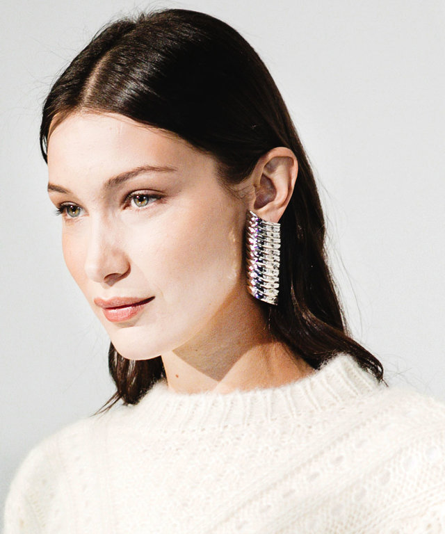 Bella Hadid Hair