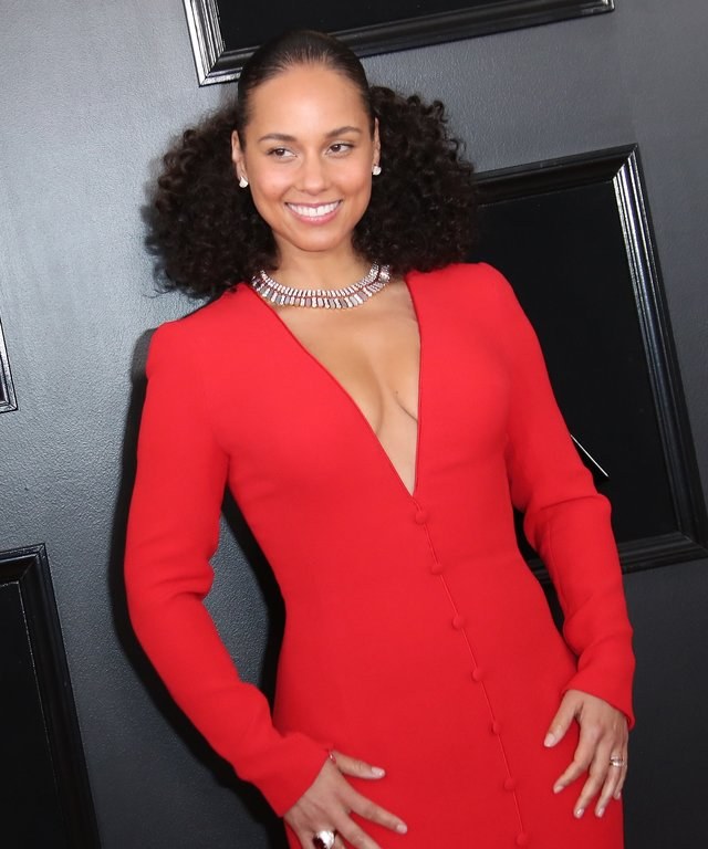 Alicia Keys 61st Annual GRAMMY Awards - Arrivals