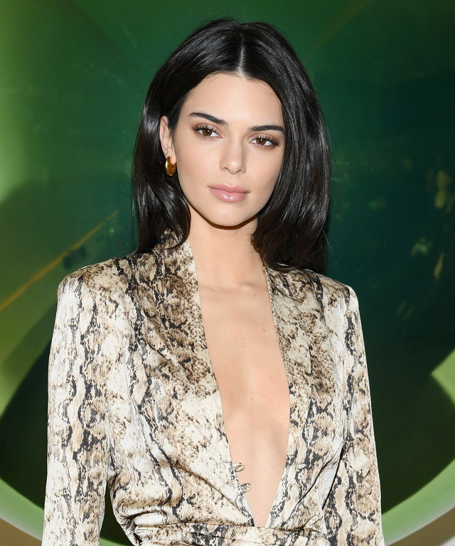 Kendall Jenner The Times Square Edition Premiere