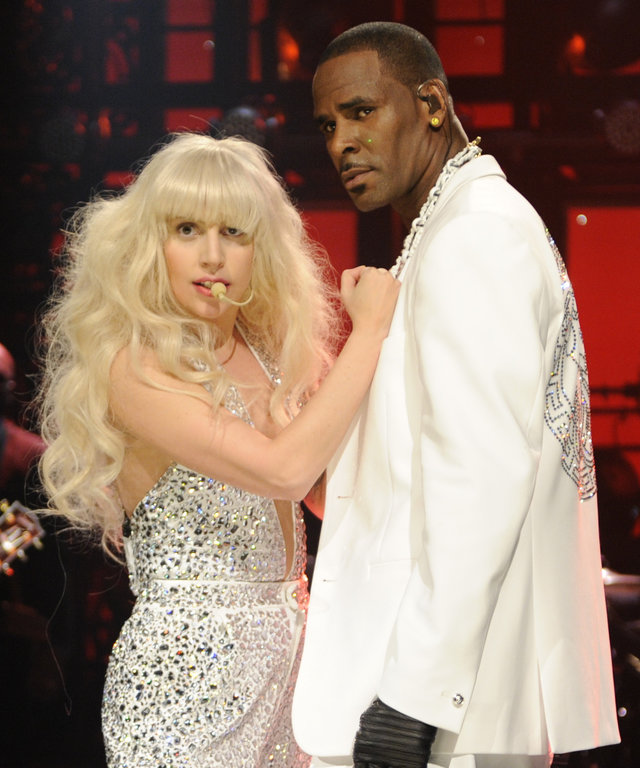 R Kelly Instyle