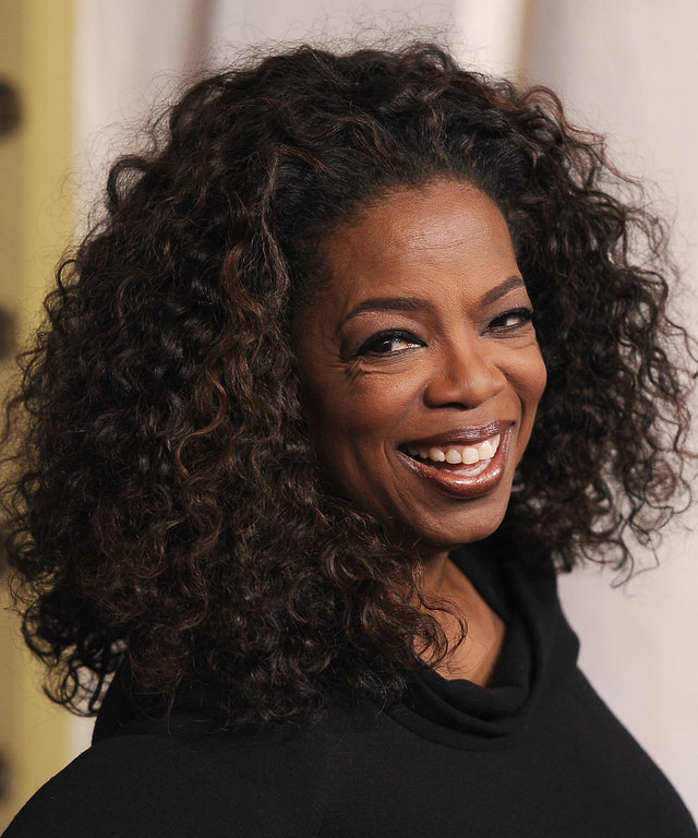 Oprah Winfrey 29th Annual Santa Barbara International Film Festival