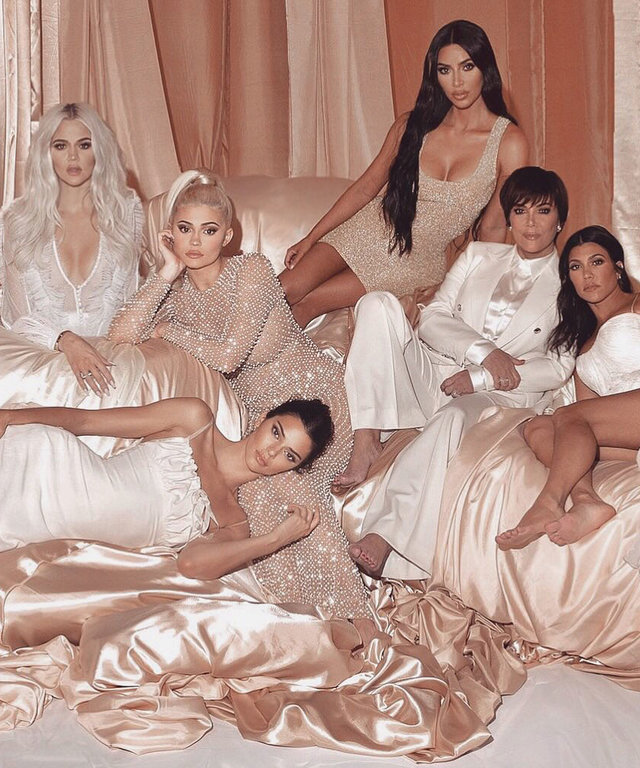 Keeping Up With the Kardashians Photoshop