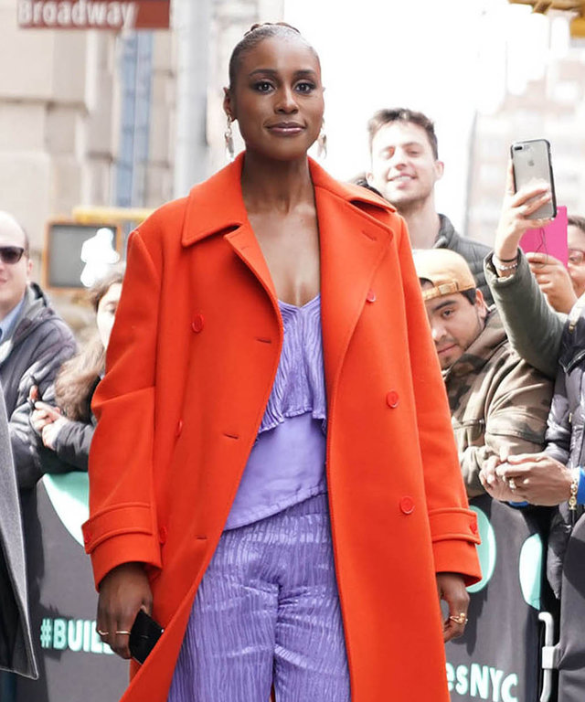 Celebrity Sightings in New York City - April 02, 2019