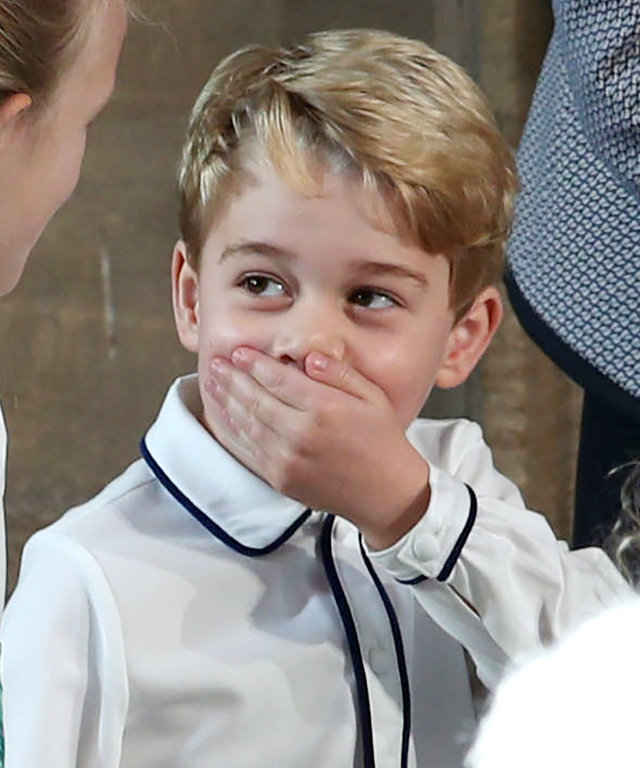 Prince George Archie