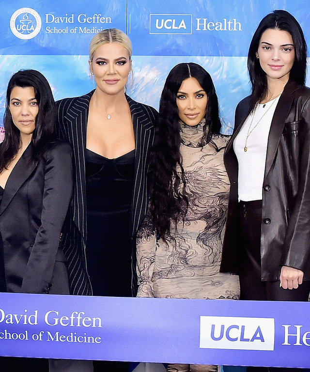 UCLA Robert G. Kardashian Center For Esophageal Health Dedication Event