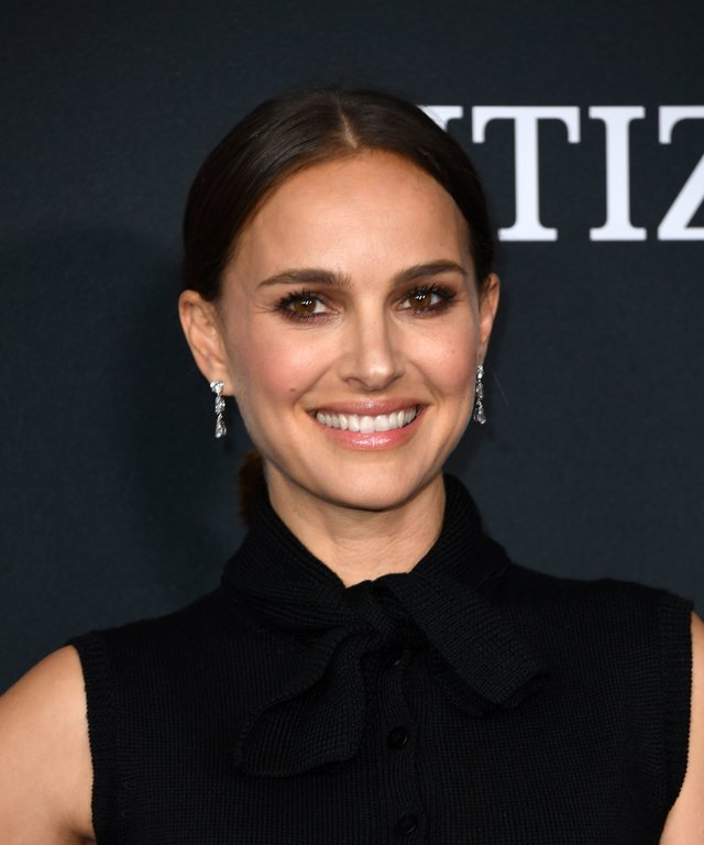 US/Israeli actress Natalie Portman arrives for the World premiere of Marvel Studios'  Avengers: Endgame  at the Los Angeles Convention Center on April 22, 2019 in Los Angeles. (Photo by VALERIE MACON / AFP)        (Photo credit should read VALERIE...