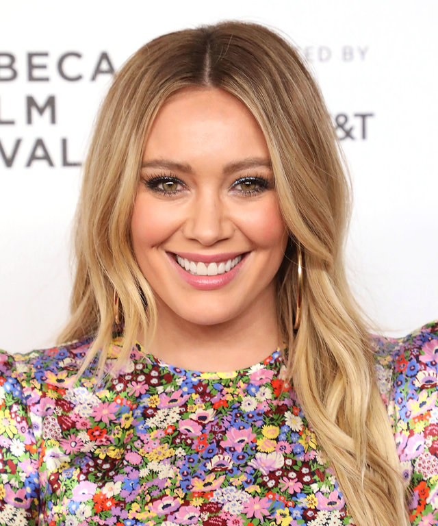 NEW YORK, NY - APRIL 25:  Hilary Duff attends a screening of Tribeca TV:  Younger  at Spring Studios on April 25, 2019 in New York City.  (Photo by Taylor Hill/FilmMagic)
