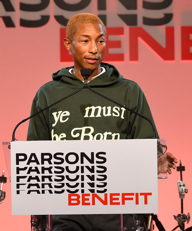 The 71st Annual Parsons Benefit Honoring Pharrell, Everlane, StitchFix & The RealReal
