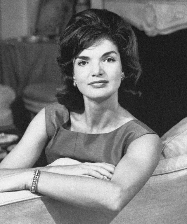 Portrait of Jacqueline Kennedy