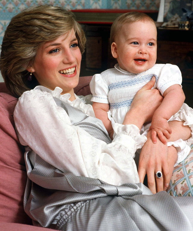 Diana Baby William