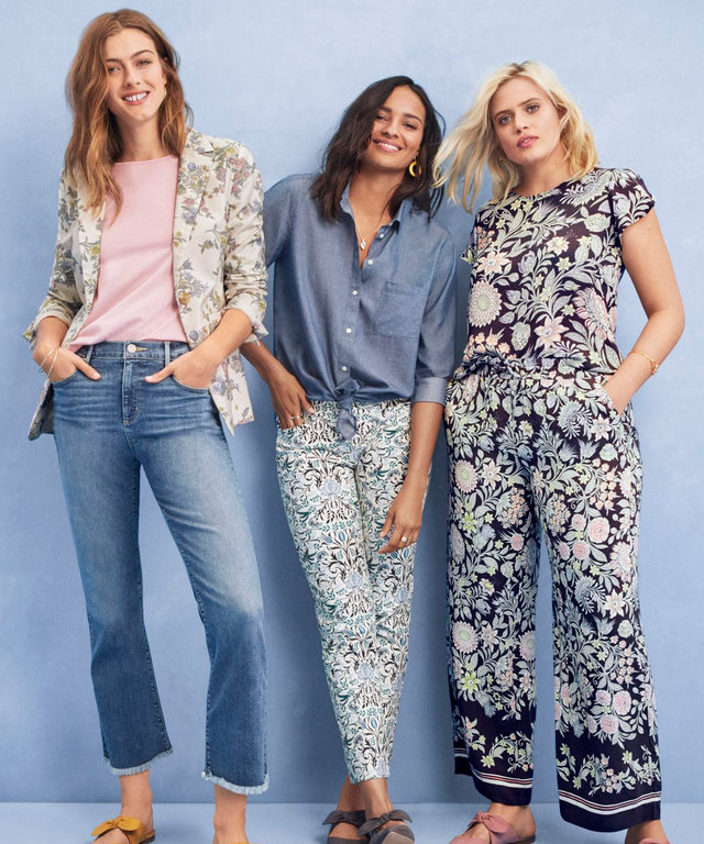 0276386a6039 Loft s  65 Unlimited Clothing Rental Service Is a Total Game Changer
