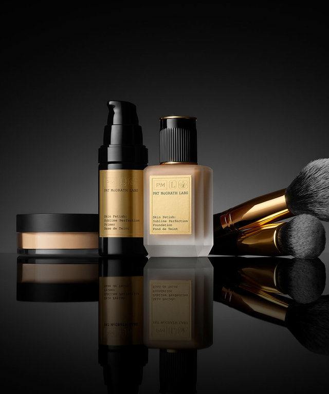 Pat McGrath Foundation
