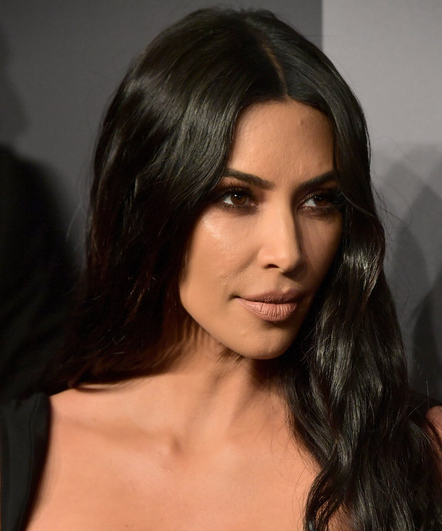 NEW YORK, NY - FEBRUARY 06:  Kim Kardashian West attends the amfAR New York Gala 2019 at Cipriani Wall Street on February 6, 2019 in New York City.  (Photo by Michael Loccisano/Wire Image)