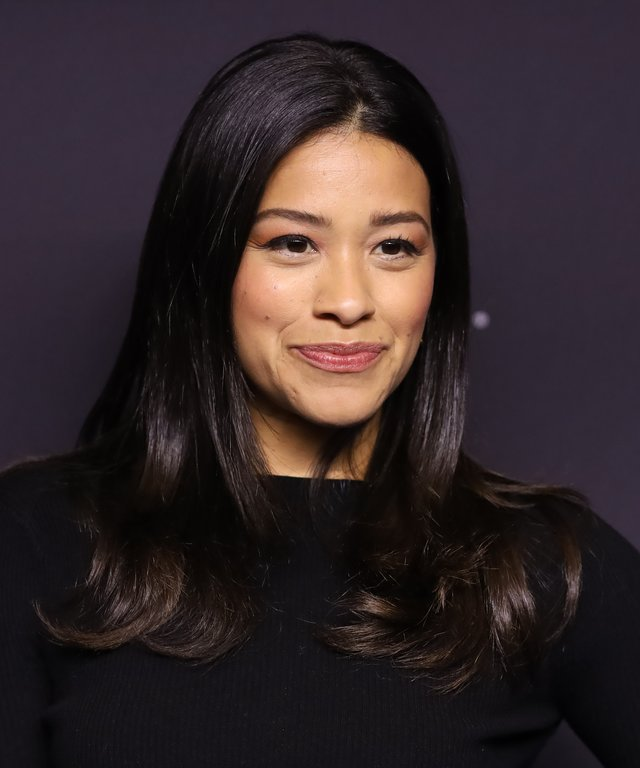 HOLLYWOOD, CA - MARCH 20: Gina Rodriguez attends the Paley Center For Media's 2019 PaleyFest LA -  Jane The Virgin  and  Crazy Ex-Girlfriend : The Farewell Seasons held at the Dolby Theater on March 20, 2019 in Los Angeles, California. (Photo by JB...