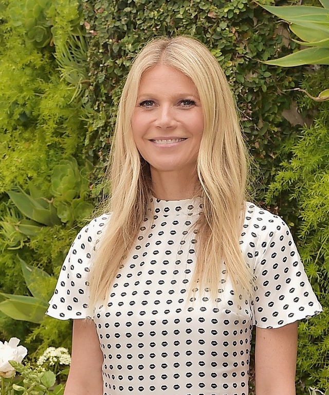 LOS ANGELES, CA - JUNE 06:  Gwyneth Paltrow hosts a Goop morning in celebration of first international campaign with Flow Alkaline Spring Water at The Smog Shoppe on June 6, 2019 in Los Angeles, California.  (Photo by Stefanie Keenan/Getty Images for...