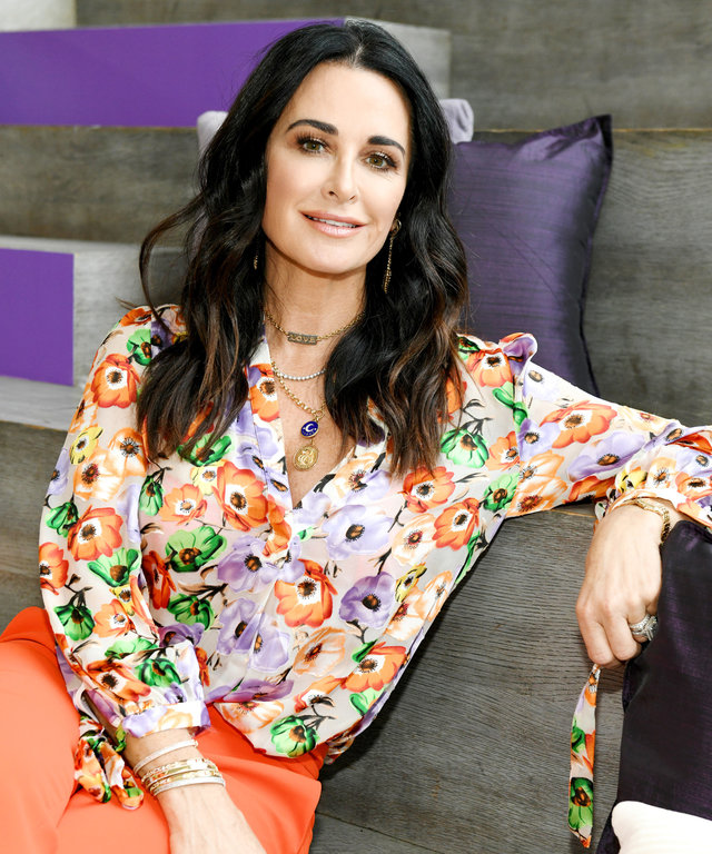 Kyle Richards And Allergan Celebrate Mother's Day In NYC