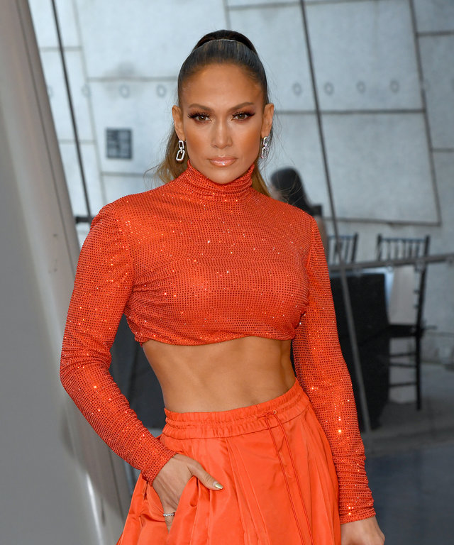 NEW YORK, NEW YORK - JUNE 03: Jennifer Lopez attends the CFDA Fashion Awards at the Brooklyn Museum of Art on June 03, 2019 in New York City. (Photo by Kevin Mazur/WireImage)