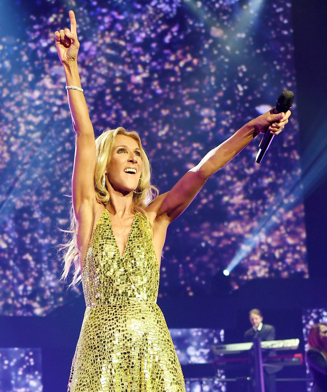 Celine Dion Performs The Final Show Of Her Las Vegas Residency At The Colosseum At Caesars Palace