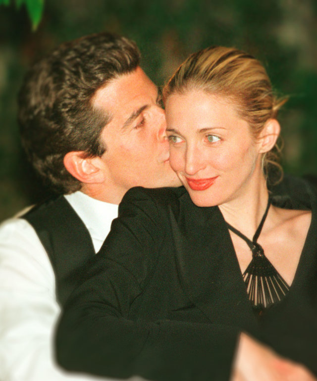 JFK Jr Dating