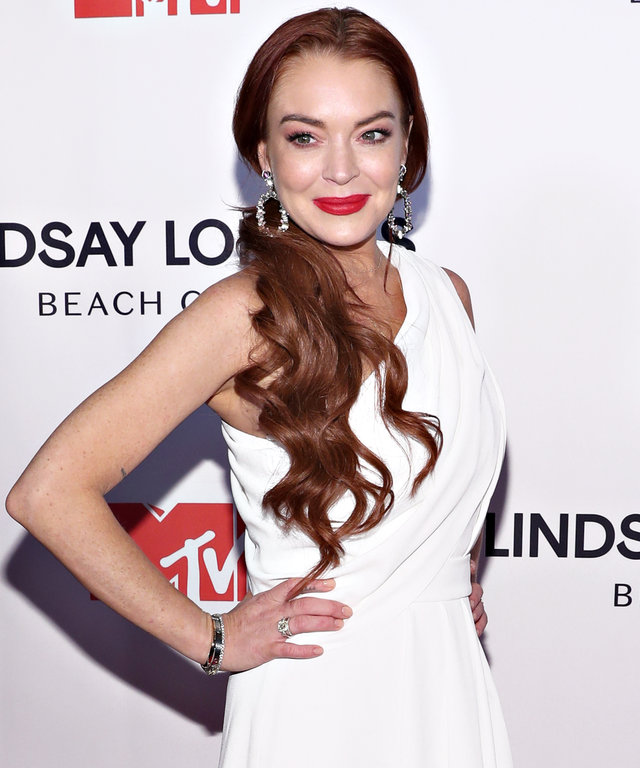 MTV's  Lindsay Lohan's Beach Club  Premiere Party