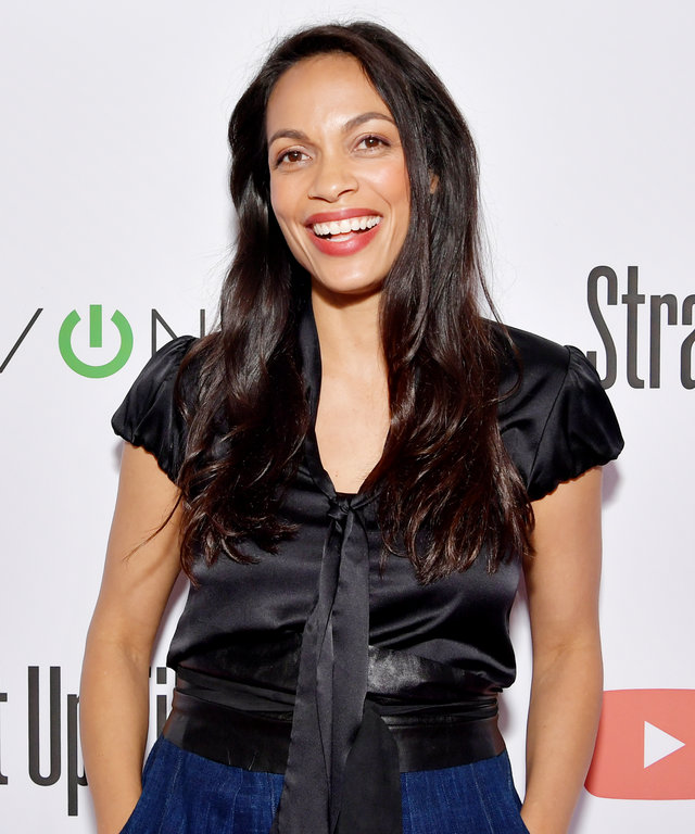 Rosario Dawson Power On Premiere By Straight Up Films With Support From YouTube