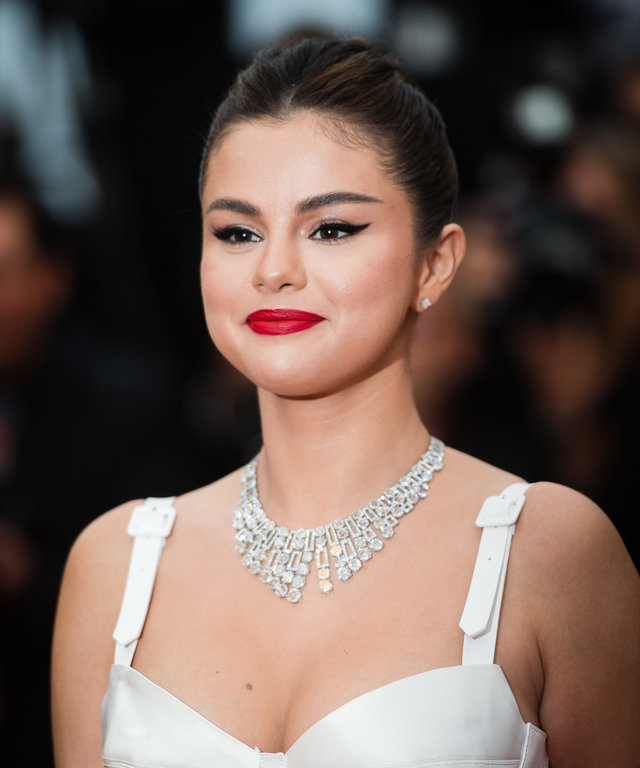 CANNES, FRANCE - MAY 14: Selena Gomez attends the opening ceremony and screening of  The Dead Don't Die  during the 72nd annual Cannes Film Festival on May 14, 2019 in Cannes, France. (Photo by Samir Hussein/WireImage)