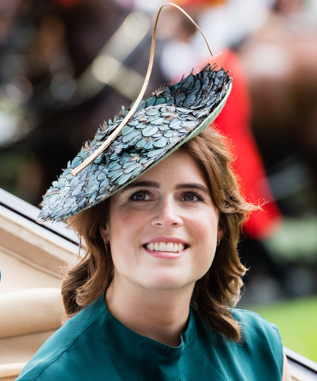 ASCOT, ENGLAND - JUNE 20: Princess Eugenie of York attends day three, Ladies Day, of Royal Ascot at Ascot Racecourse on June 20, 2019 in Ascot, England. (Photo by Samir Hussein/WireImage)
