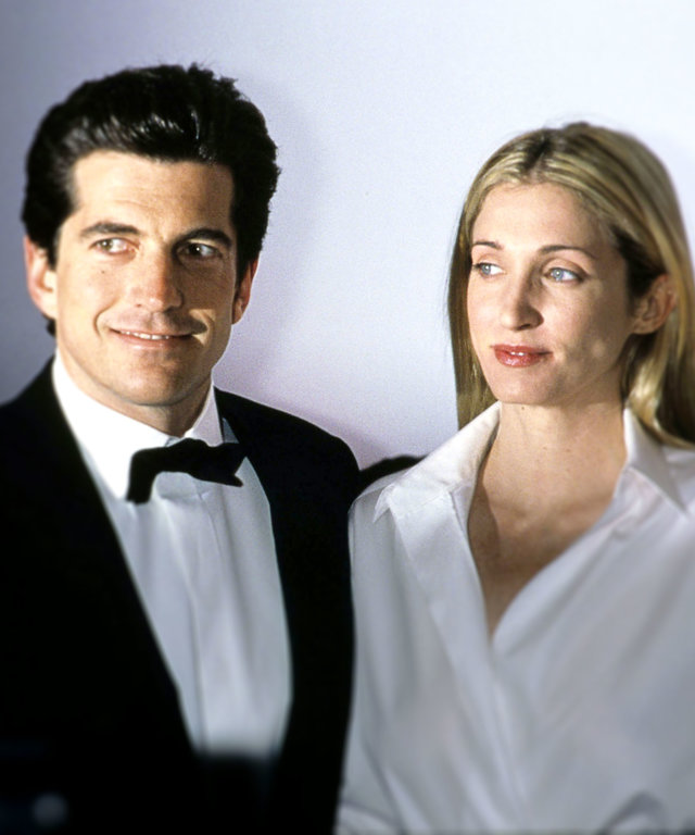 JFK Jr Carolyn Bessette Kennedy Argument