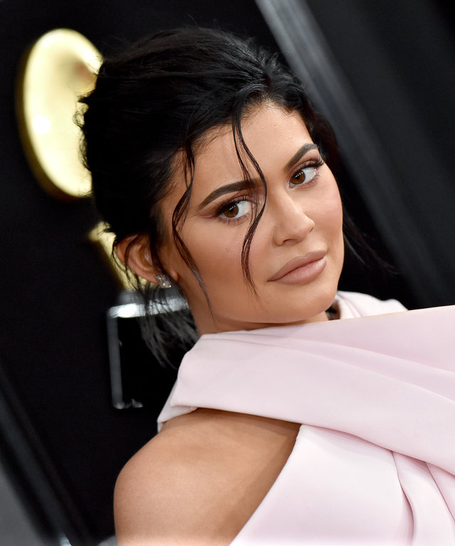 LOS ANGELES, CALIFORNIA - FEBRUARY 10: Kylie Jenner attends the 61st Annual GRAMMY Awards at Staples Center on February 10, 2019 in Los Angeles, California. (Photo by Axelle/Bauer-Griffin/FilmMagic)