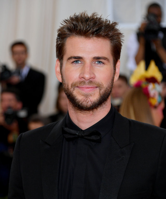 NEW YORK, NEW YORK - MAY 06: Liam Hemsworth attends The 2019 Met Gala Celebrating Camp: Notes on Fashion at Metropolitan Museum of Art on May 06, 2019 in New York City. (Photo by Dia Dipasupil/FilmMagic)
