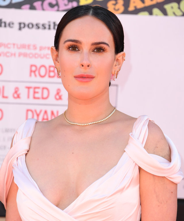 Rumer Willis Sony Pictures'  Once Upon A Time...In Hollywood  Los Angeles Premiere - Arrivals