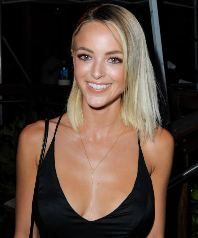 Kaitlynn Carter Seen Around Miami Swim Week