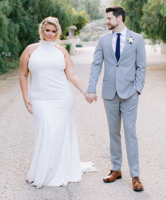 Hunter McGrady Wedding Dress