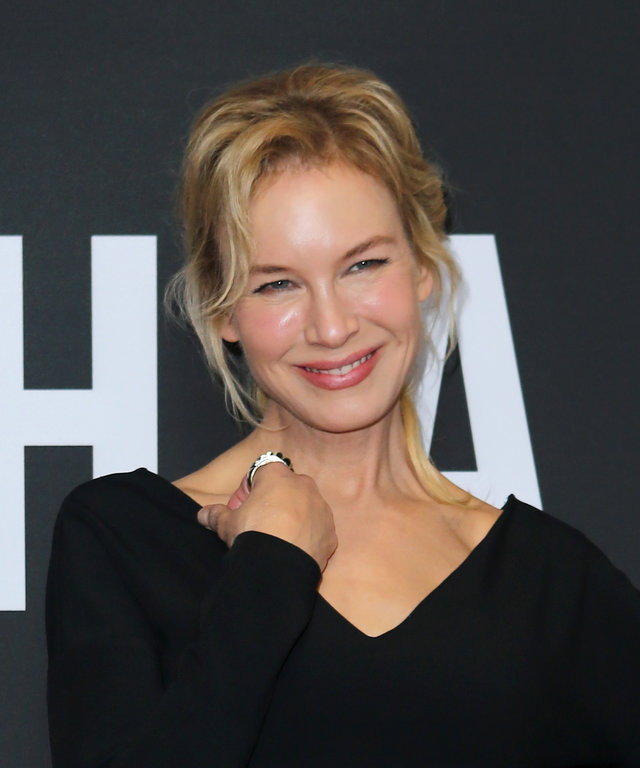 WEST HOLLYWOOD, CALIFORNIA - MAY 16: Renée Zellweger attends the premiere of Netflix's  What/If  at The London on May 16, 2019 in West Hollywood, California. (Photo by Tasia Wells/Getty Images)
