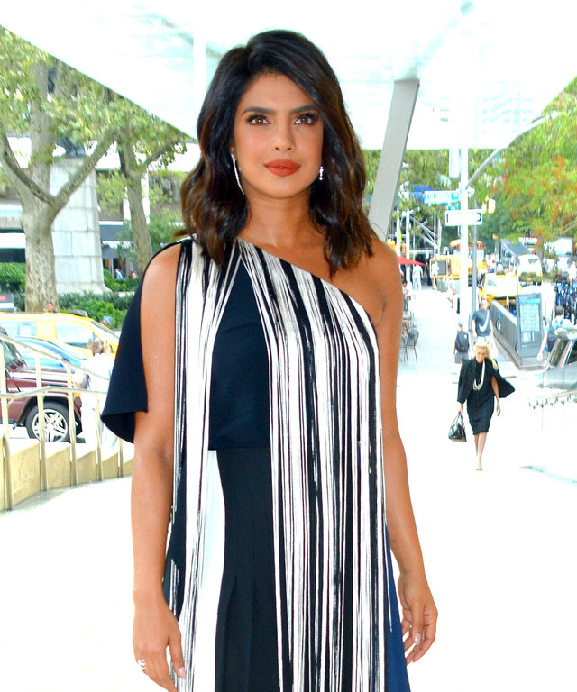 Priyanka Chopra In New York City - September 04, 2019