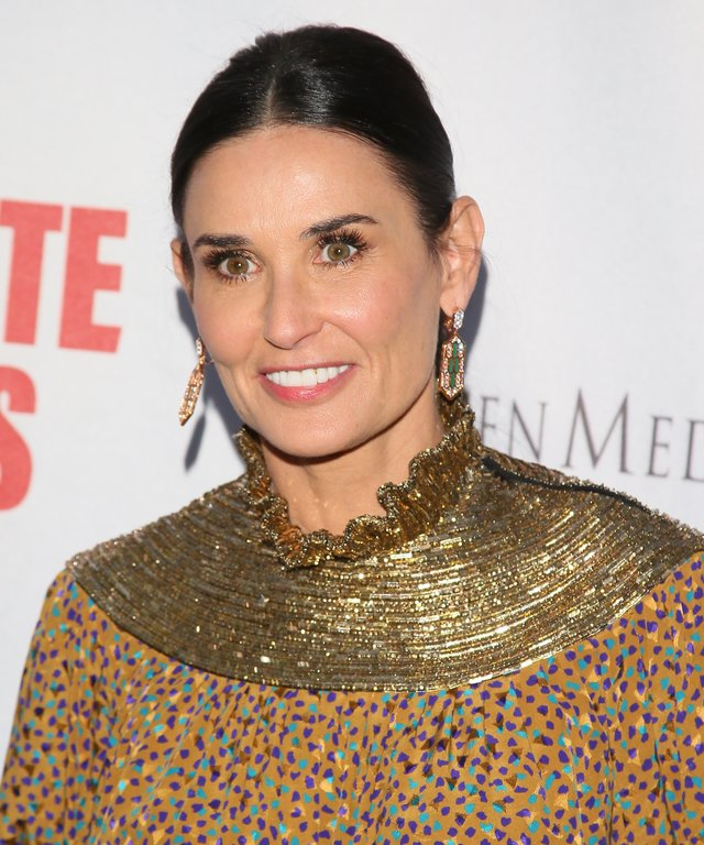 Demi Moore Premiere  Corporate Animals  - Arrivals
